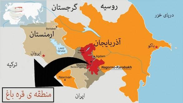 تلاش جمهوری اسلامی ایران برای کاهش تنش در مرزهای آذربایجان وارمنستان