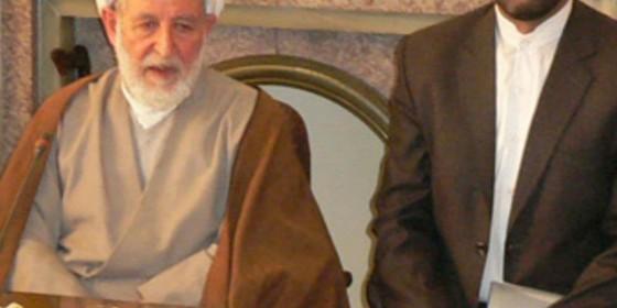 پیام  مدیر مسئول چشم انداز آینده وصدای کورنگ به مناسبت درگذشت آیت الله یزدی