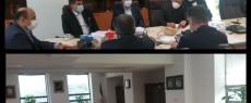 پیگیری وضعیت راه های ارتباطی حوزه انتخابیه