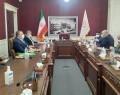 دیدار و گفت و گو با مدیرعامل بانک ملی ایران