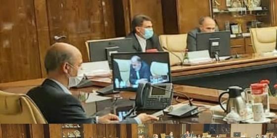 وضعیت آب و برق استان همدان در وزارت نیرو مورد بحث و بررسی قرار گرفت