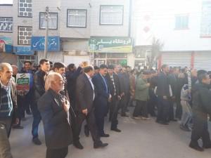 پیام حاج حسین توسلی به مناسبت ۲۲بهمن