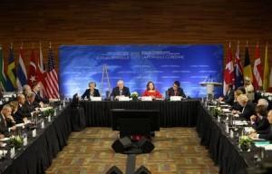 تعهد آمریکا و متحدانش برای ممانعت از قاچاق دریایی به کرهشمالی/ تهدید تیلرسون به اقدام نظامی