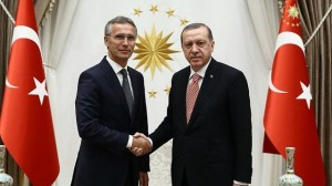 درخواست اردوغان برای مداخله ناتو جهت ممانعت از تحقق طرح آمریکا در سوریه